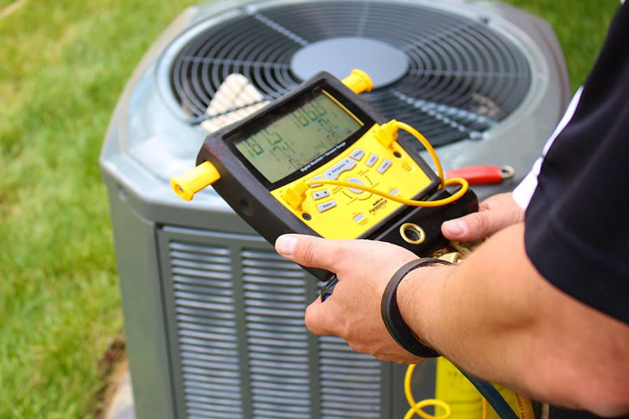 HVAC Electrical Contractor