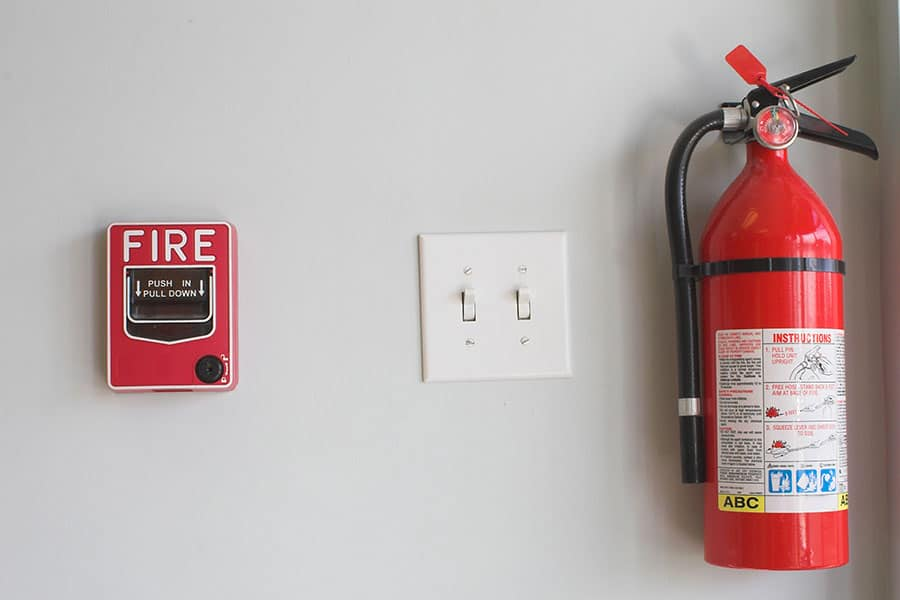 FIre Alarm Inspection and Monitoring