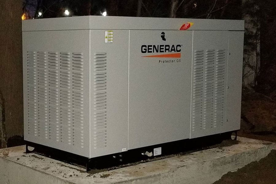 Residential Backup Generators